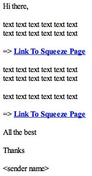 Example Swipe