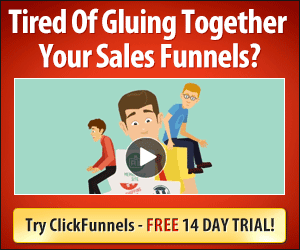 Clickfunnels FREE 14 Day Trial